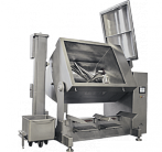 Vacuum meat mixers with Z-shaped blades FMZ-2000V